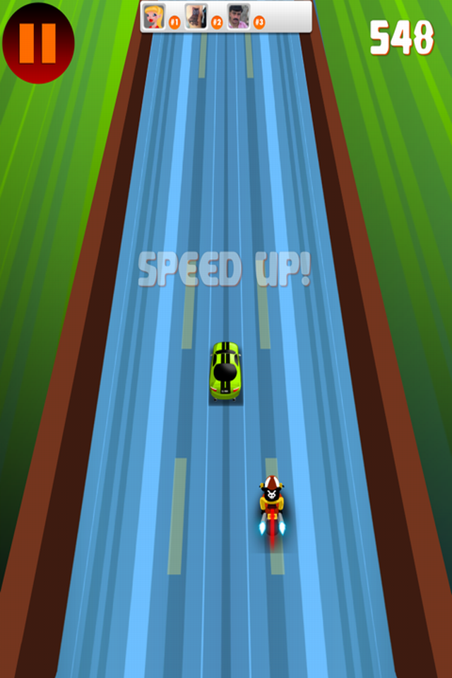 Atomic Bunny Bike Race Pro HD