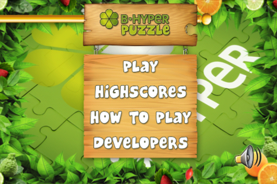 Screenshot B Hyper Puzzle