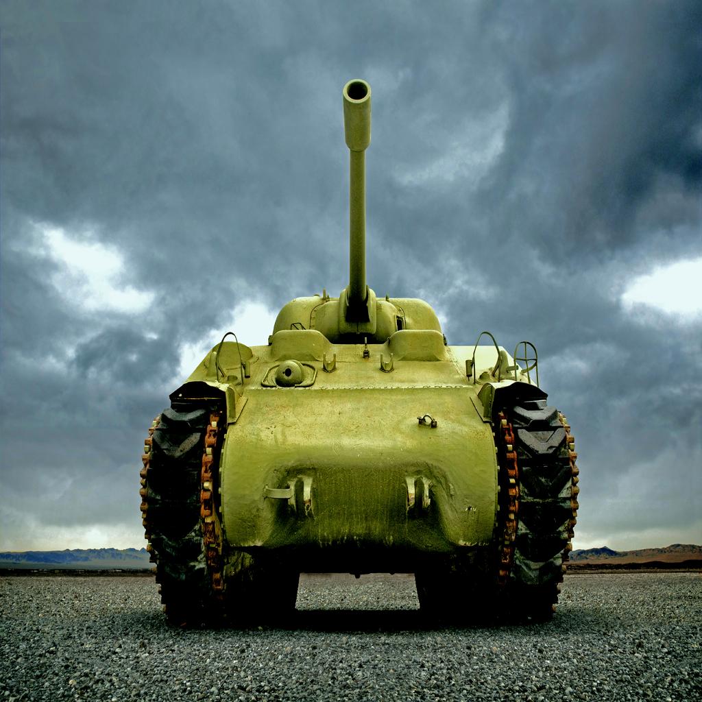 Angry Tankz